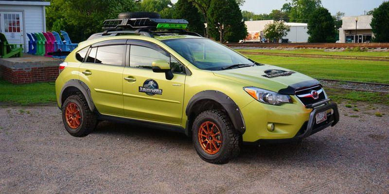 Jurassic World Edition Subaru Xv Google Search Subaru Subaru