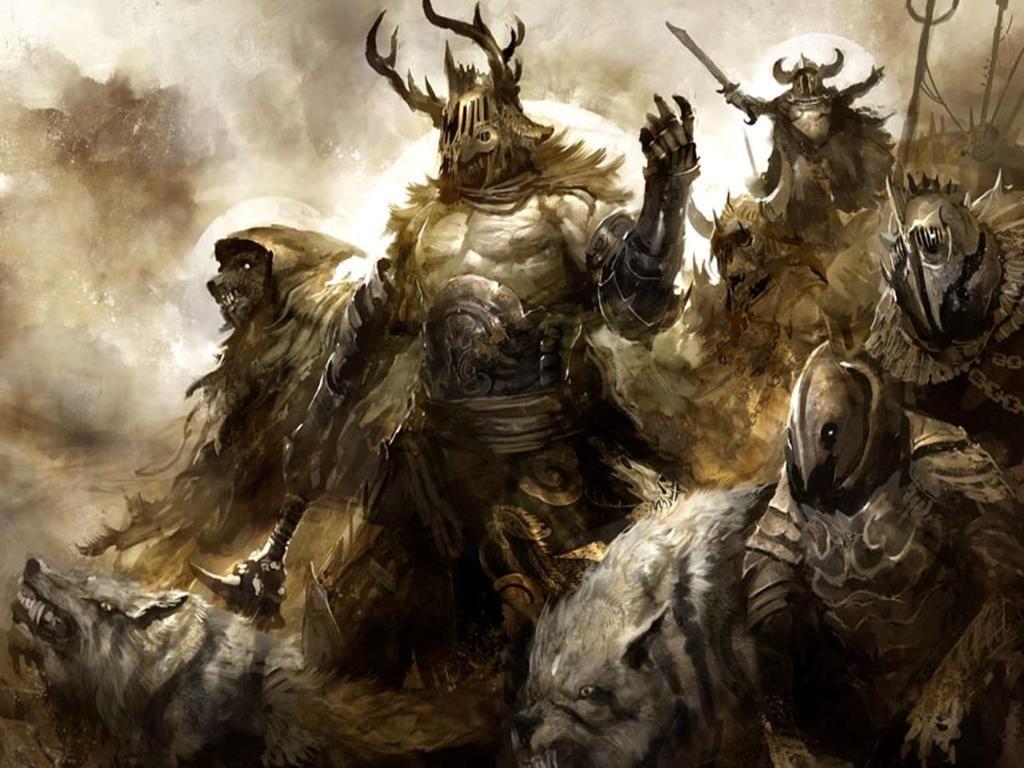 Andor - Dark Warrior Lord Of