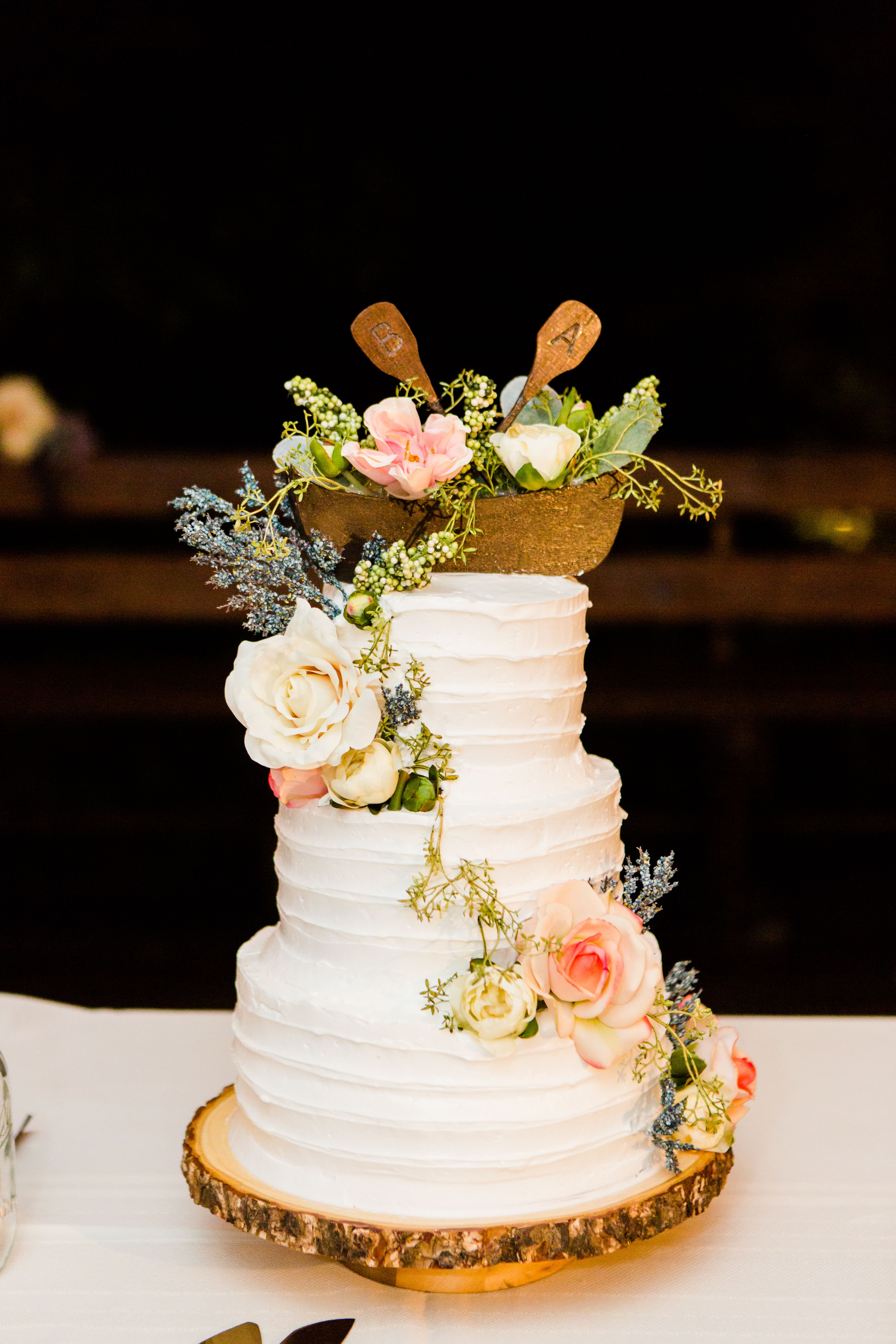 Wedding Planning Diy Rustic Wedding Cake Wedding Decor Ideas