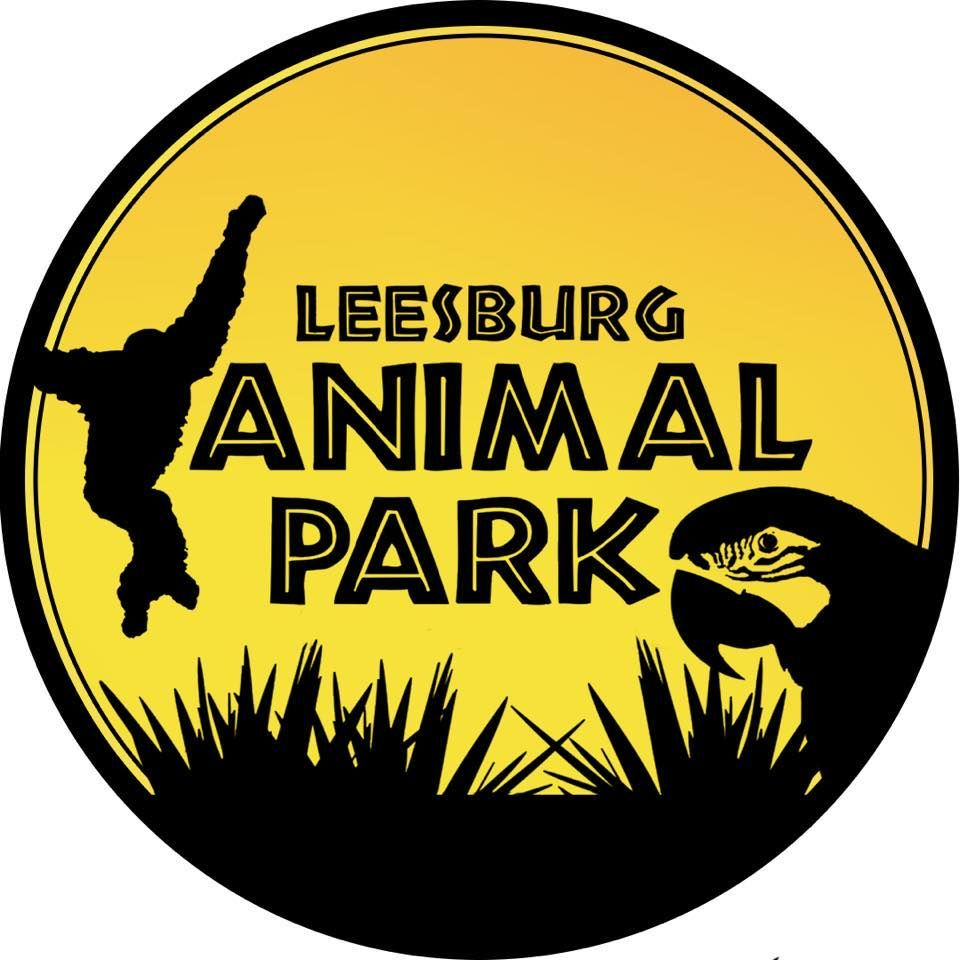 Leesburg, Virginia, Leesburg Animal Park Logo.