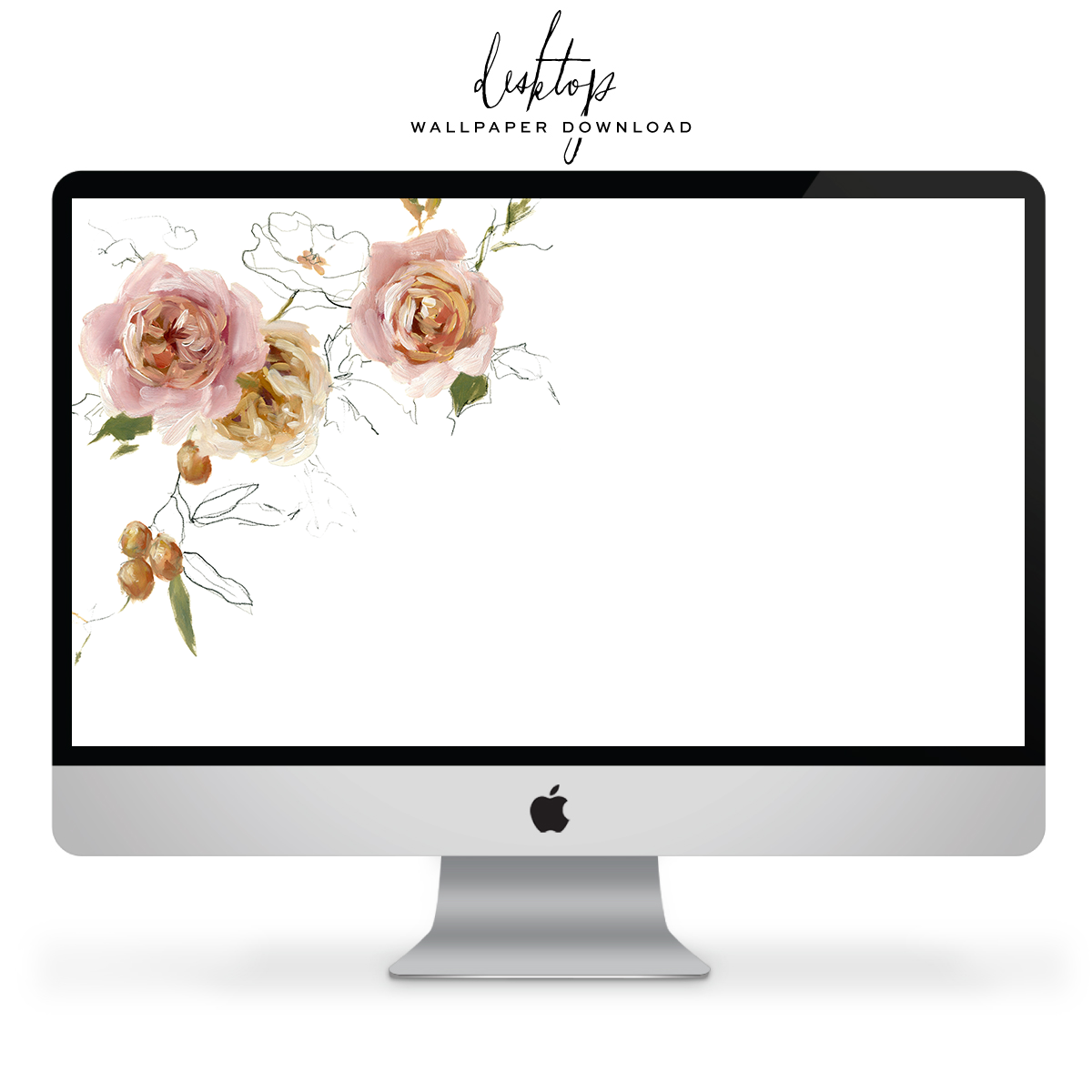 *Free Download* Beautiful Wallpaper | lark & linen
