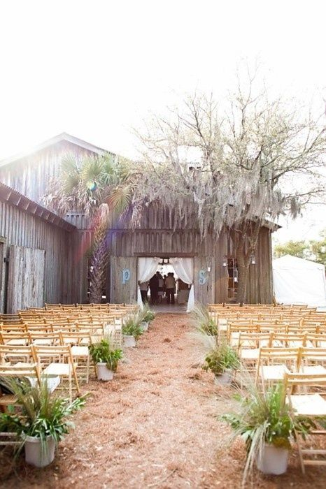 35 Totally Ingenious Rustic Outdoor Barn Wedding Ideas
