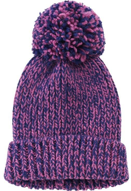 Women Big Pom Pom Beanie