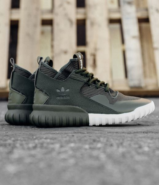 adidas Originals Tubular X Weave: Night Cargo