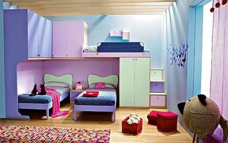 Decoraciones modernas para los cuartos juveniles buscar - Decoraciones de dormitorios ...