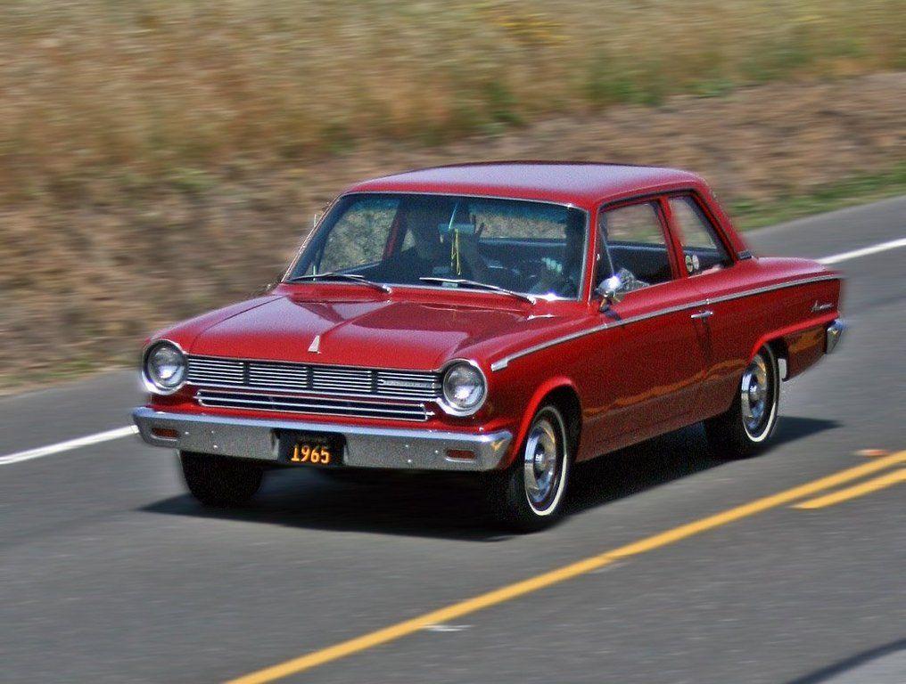 Check Out Nashrambler 1965 Rambler American In San Jose Ca For