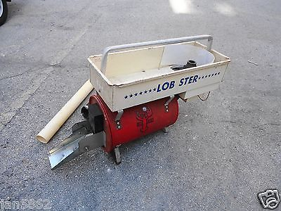 Vintage Original Model 101 Lobster Tennis Ball Machine Parts Only For Usd50 00 Sporting Goods Tennis Machine Par Tennis Ball Machines Tennis Ball Tennis