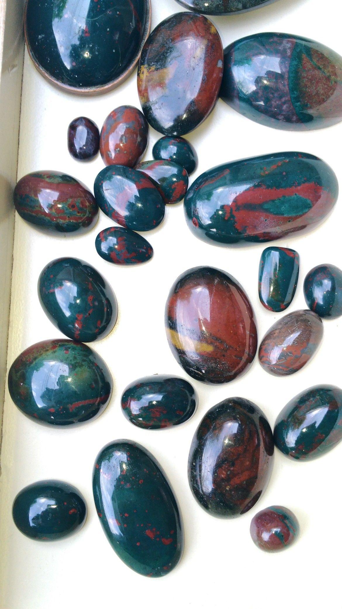 Pin by Ramli Peng on bloodstone Stone, Gems, Minerals