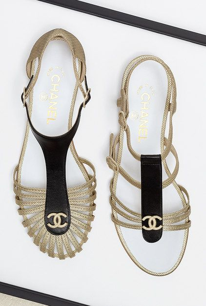 f27849ddca4 Chanel sandals - 2014 Chanel Sandals
