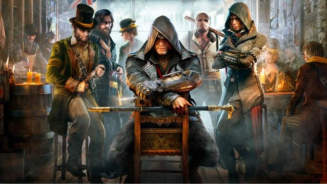 Assassin S Creed Syndicate Gets More Lovely Art Showing Characters And More In Handy Wallpaper F Assassins Creed Syndicate Assassins Creed Game Assassins Creed
