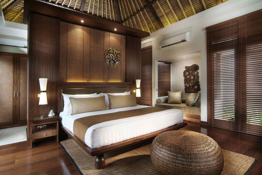 Bali Bedroom Design House Construction Planset of dining room