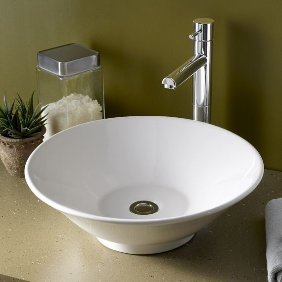 American Standard Celebrity Vessel Porcelain 17.00 17.00 Bathroom ...
