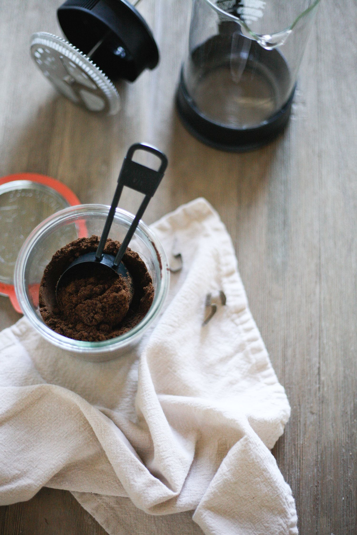 how to use a french press for iced coffee