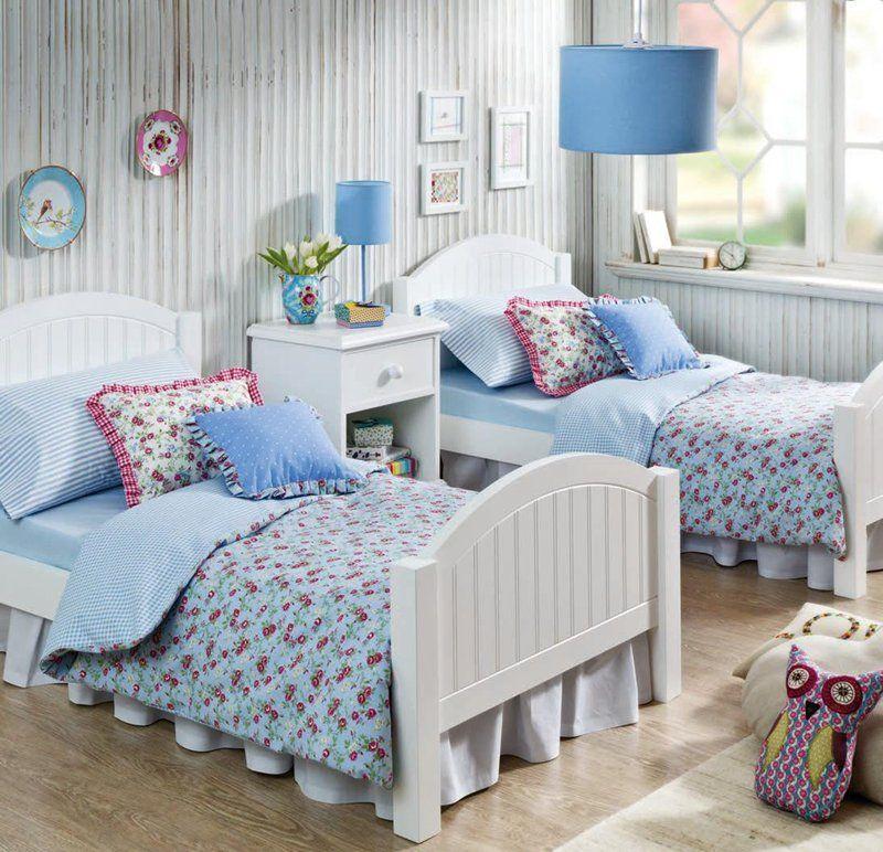 camas individuales para ni os cuartos infantiles