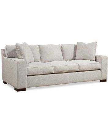 Bangor Sofa Only At Macy S Macys Com Fabric Sofa Sofa Furniture