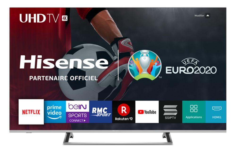 Tv Led Hisense H65b7500 Pas Cher Soldes Televiseur Boulanger En 2020 Tv Led Tv Samsung Televiseur