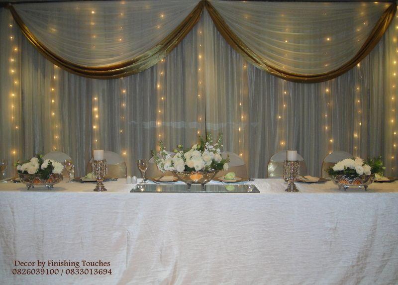 Elegant 50th Birthday Decorations