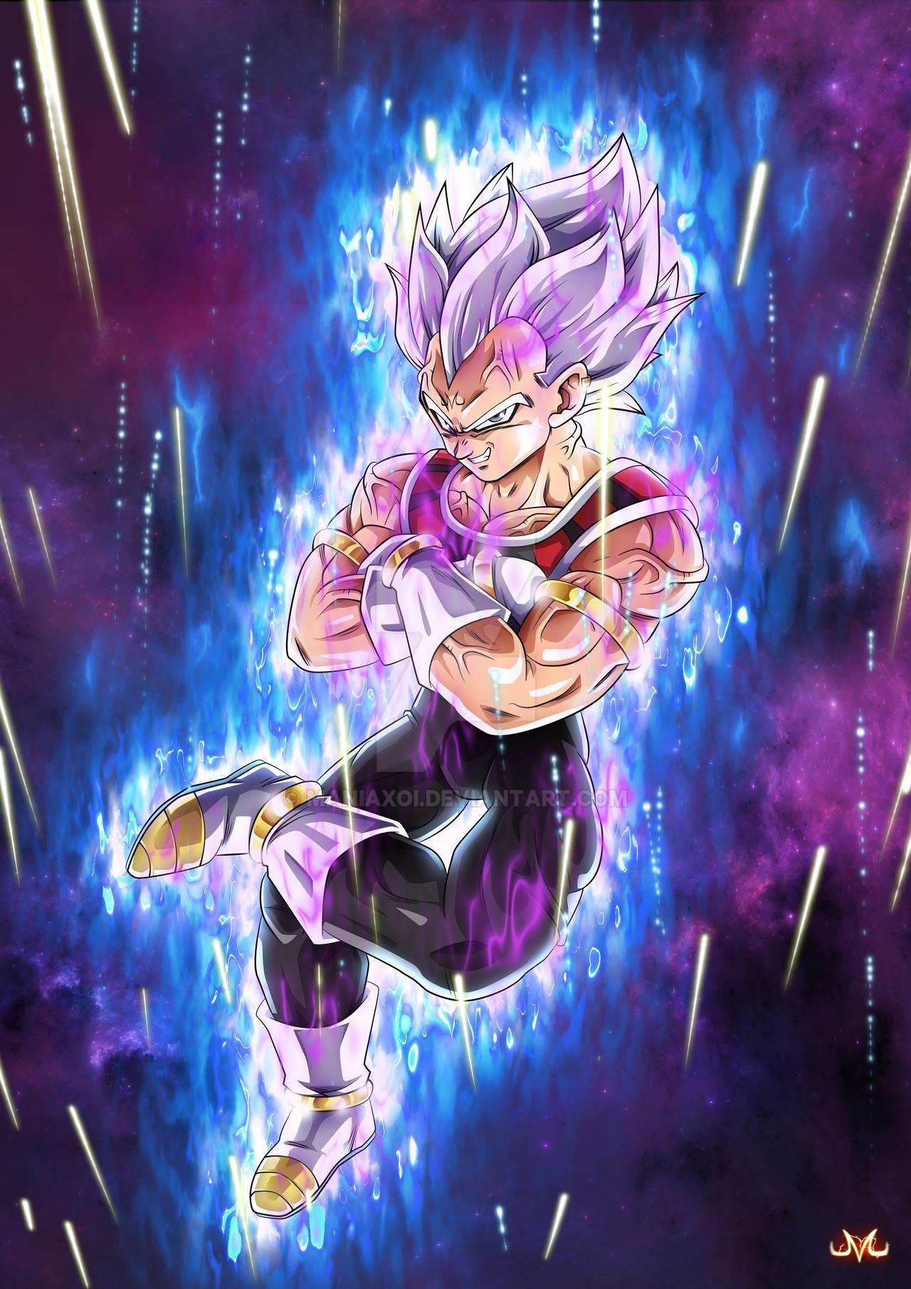 Majin Vegeta Ultra Instinct Mastered By Maniaxoi On Deviantart Dragon Ball Super Artwork Anime Dragon Ball Super Dragon Ball Super Art