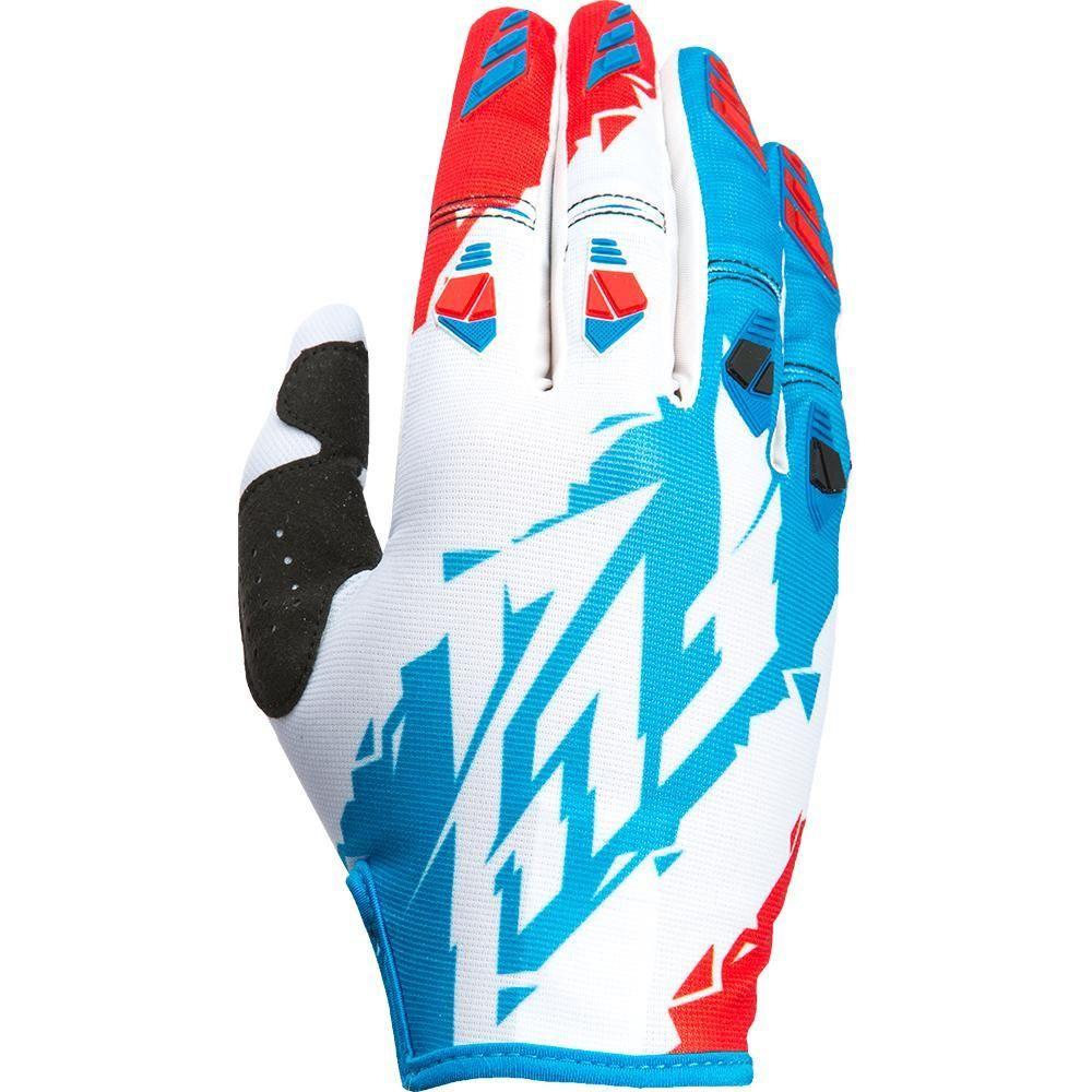 NEW MSR Racing ROCKSTAR White Gloves motocross atv off road