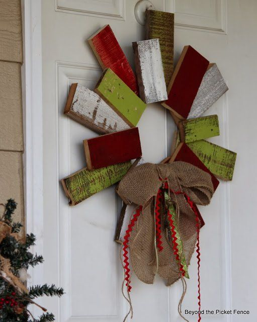 40 Pallet Christmas Trees Holiday Decorations Ideas €�