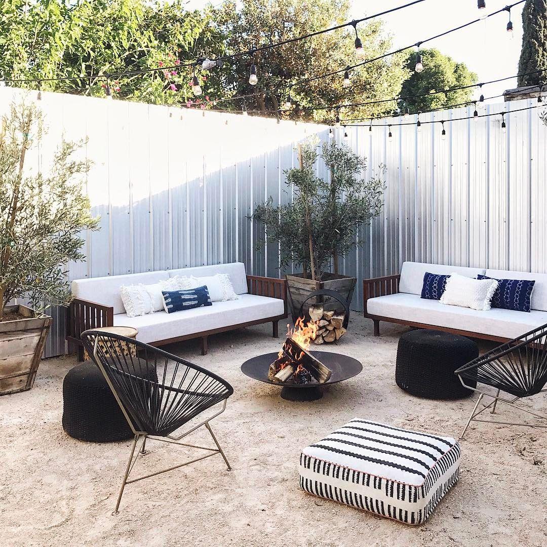 22 Incredible Budget Gardening Ideas: Small Backyard Patio, Outdoor Space
