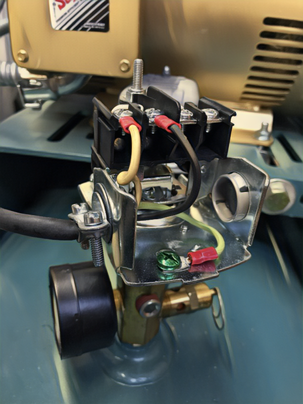 Made in America. FSCURTIS air compressors. Sales and