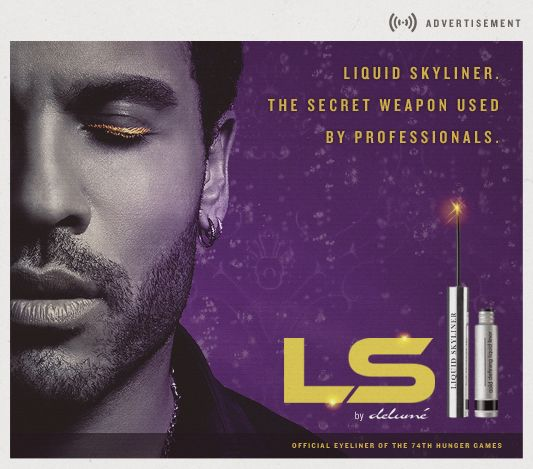 Liquid Skyliner ad