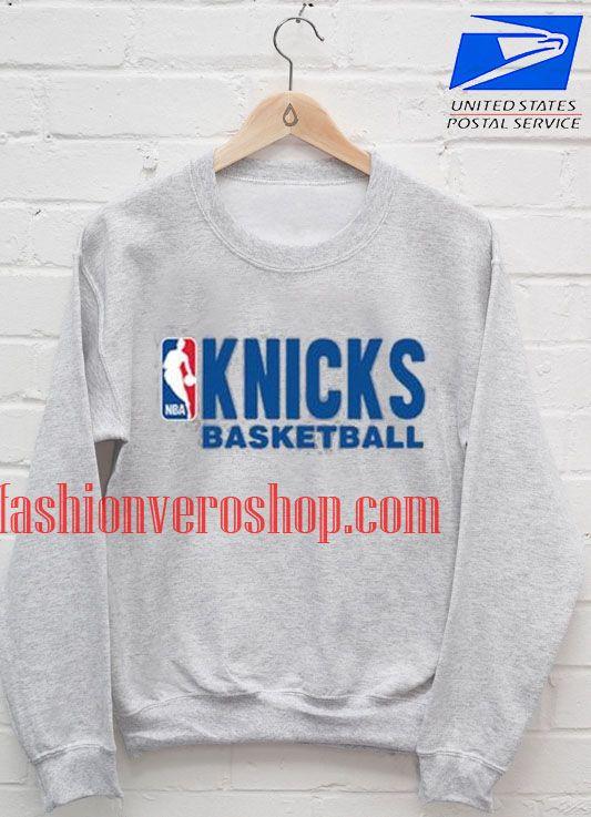 Knicks Basketball Sweatshirt Sweatshirts Girl Sweatshirts Basketball Sweatshirts