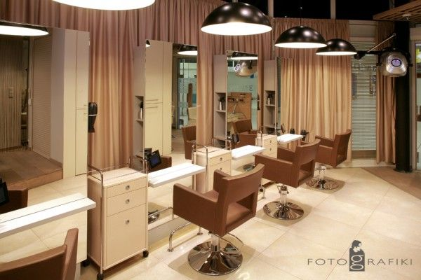 Amelia styling chairs/ Simple styling units. Salon Ideas from Ayala salon furniture. Modern salon design.