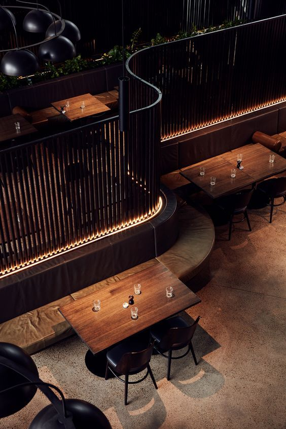High End Restaurants Ideas By Interior Designers Gilles  Boissier
