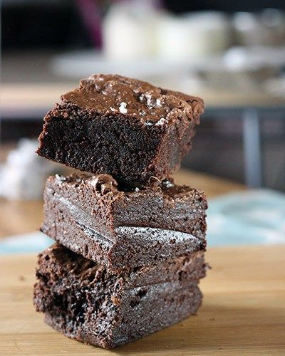 Claire Ptak's Chocolate Rye Brownies | Recipe