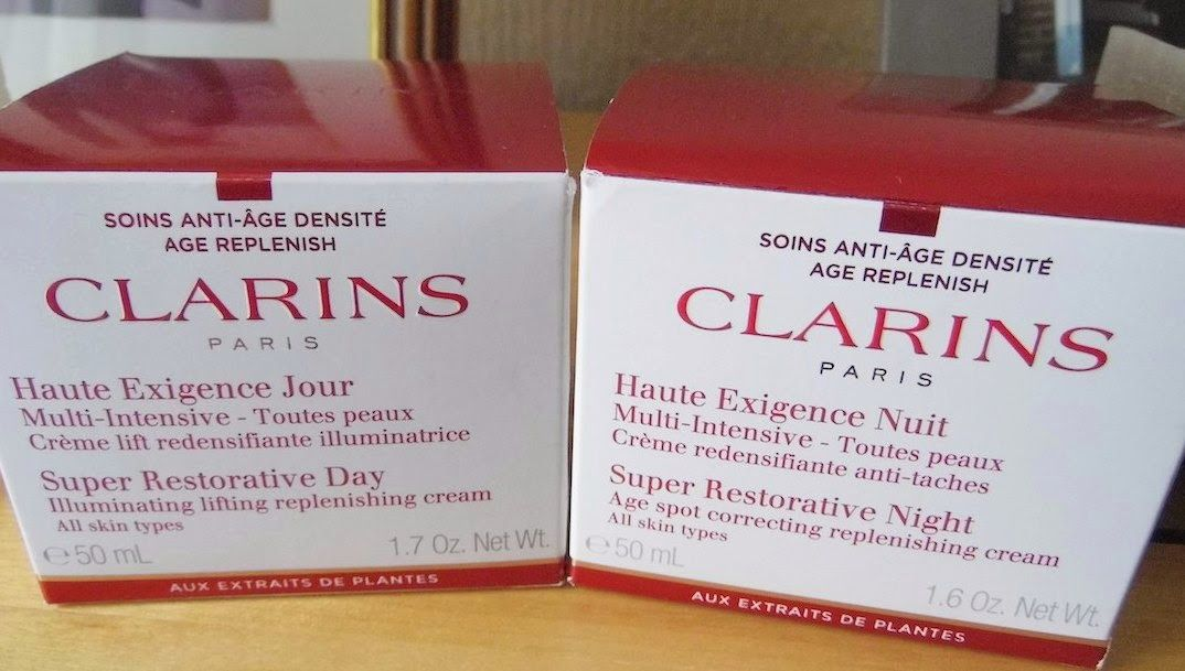The Diary Of A Jewellery Lover : Clarins New Skincare And Makeup For Autumn
