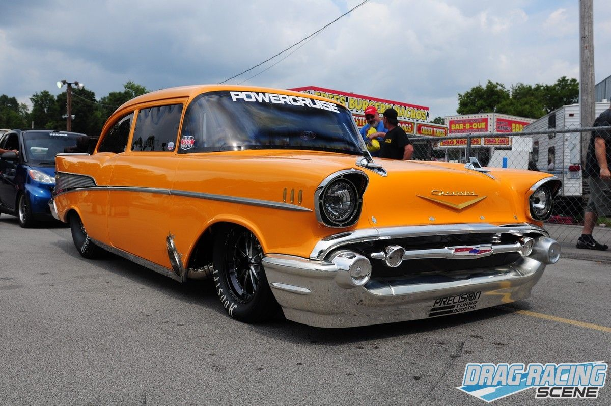 1957 Chevrolet Bel Air ProStreet...Repin Brought to you