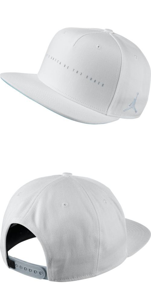save off 466c5 4b413 Hats 52365  Jordan Retro 4 Unisex Snapback Hat Cap White Grey 843077-100 -   BUY IT NOW ONLY   34.95 on eBay!