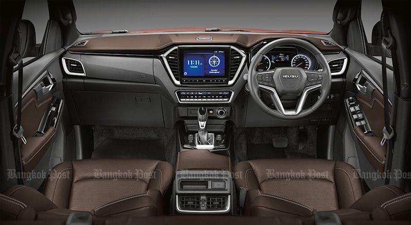 2020 Isuzu D Max Pickup Debuts In Thailand