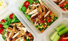 Lecker und gesund: Meal Prep ist gerade in den USA ein großer Trend.