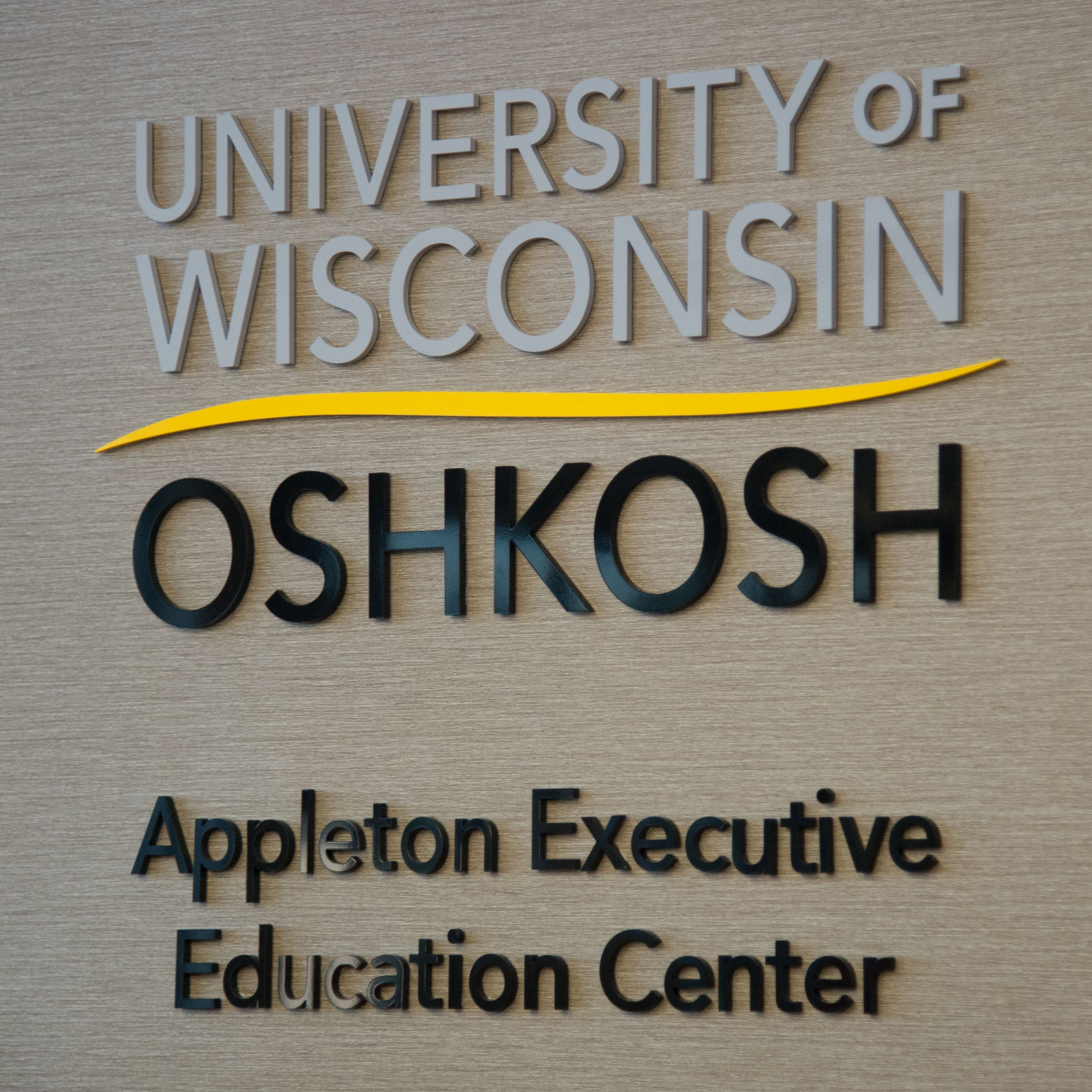 UW Oshkosh College of Business Appleton Executive
