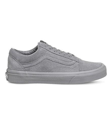 Vans Old Skool Low-top Suede Sneakers