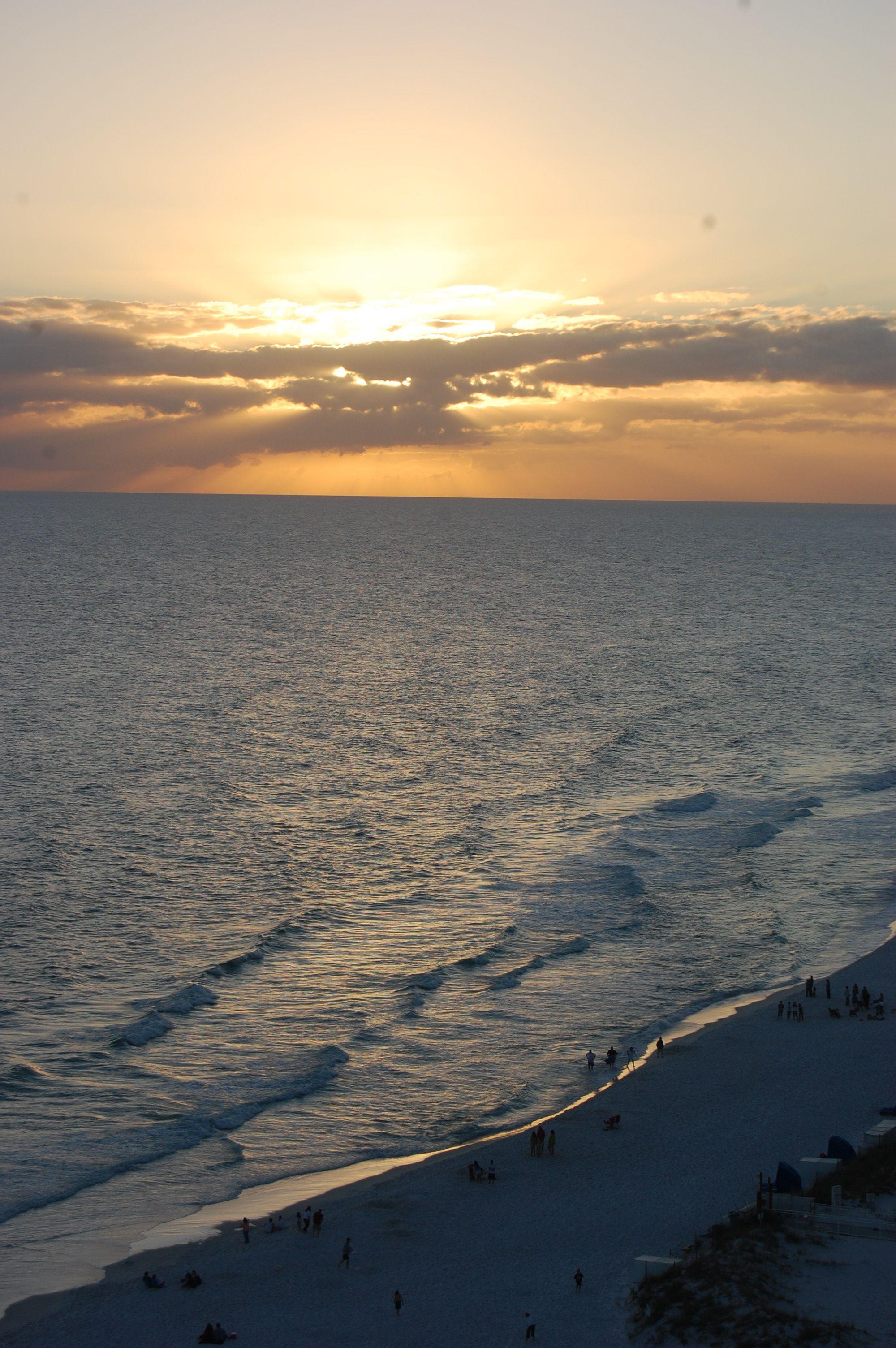 Sunsets in Destin, FL.