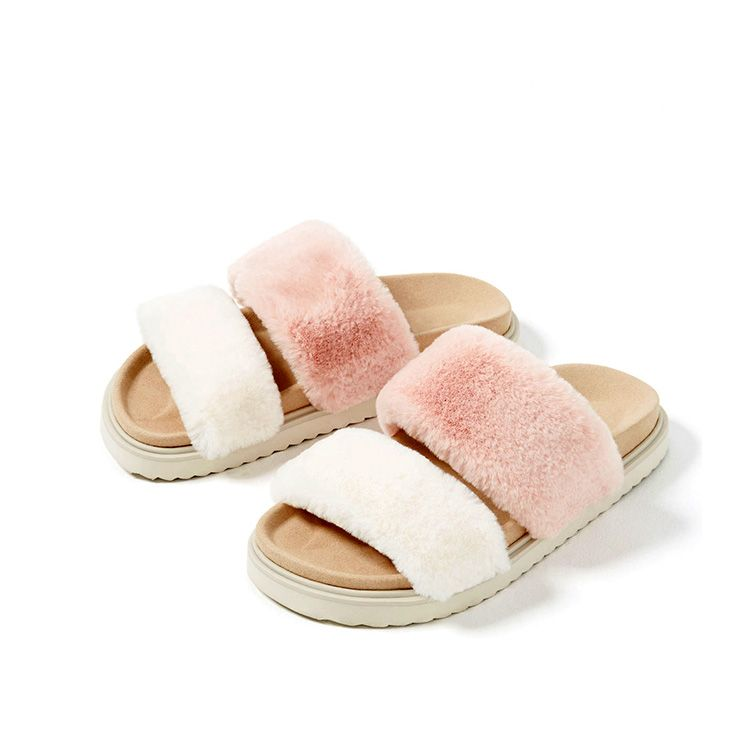 8a8e01b4533a #Alibaba #wholesale low #price #cork #fur #slipper #shoes for #girls  #fashion #design #kid #girls #baby