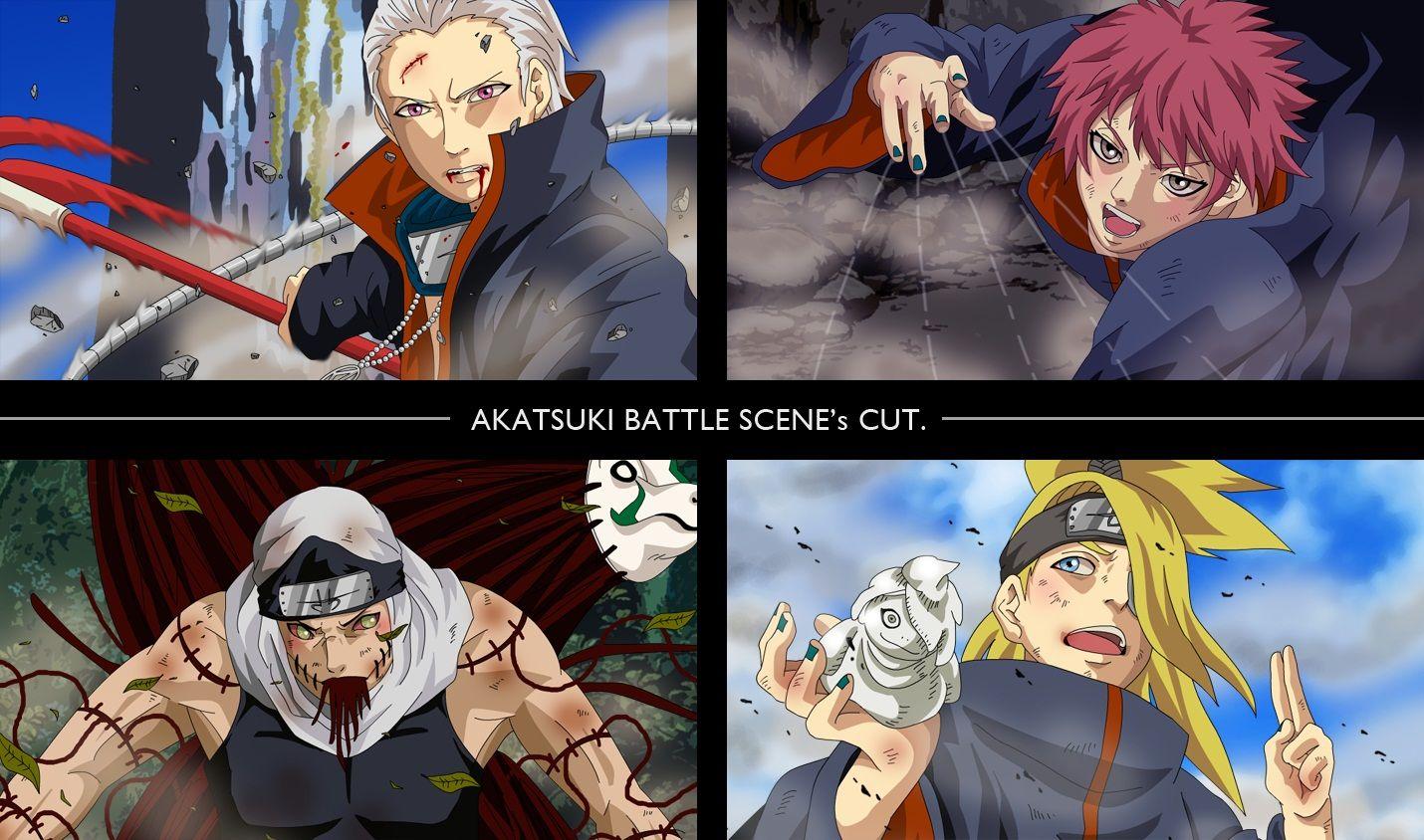 Pinterestdeidara kakuzu hidan sasori akatsuki naruto - Naruto boards ...