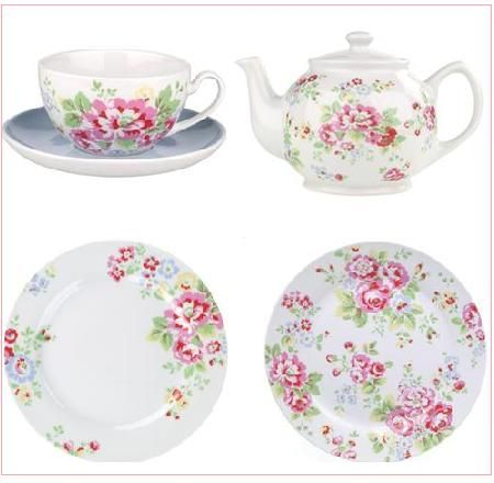 Crockery · Tea SetCasserolesCath KidstonFine ...  sc 1 st  Pinterest & Crockery | Sweet | Pinterest | Cath kidston Kitchens and Walls