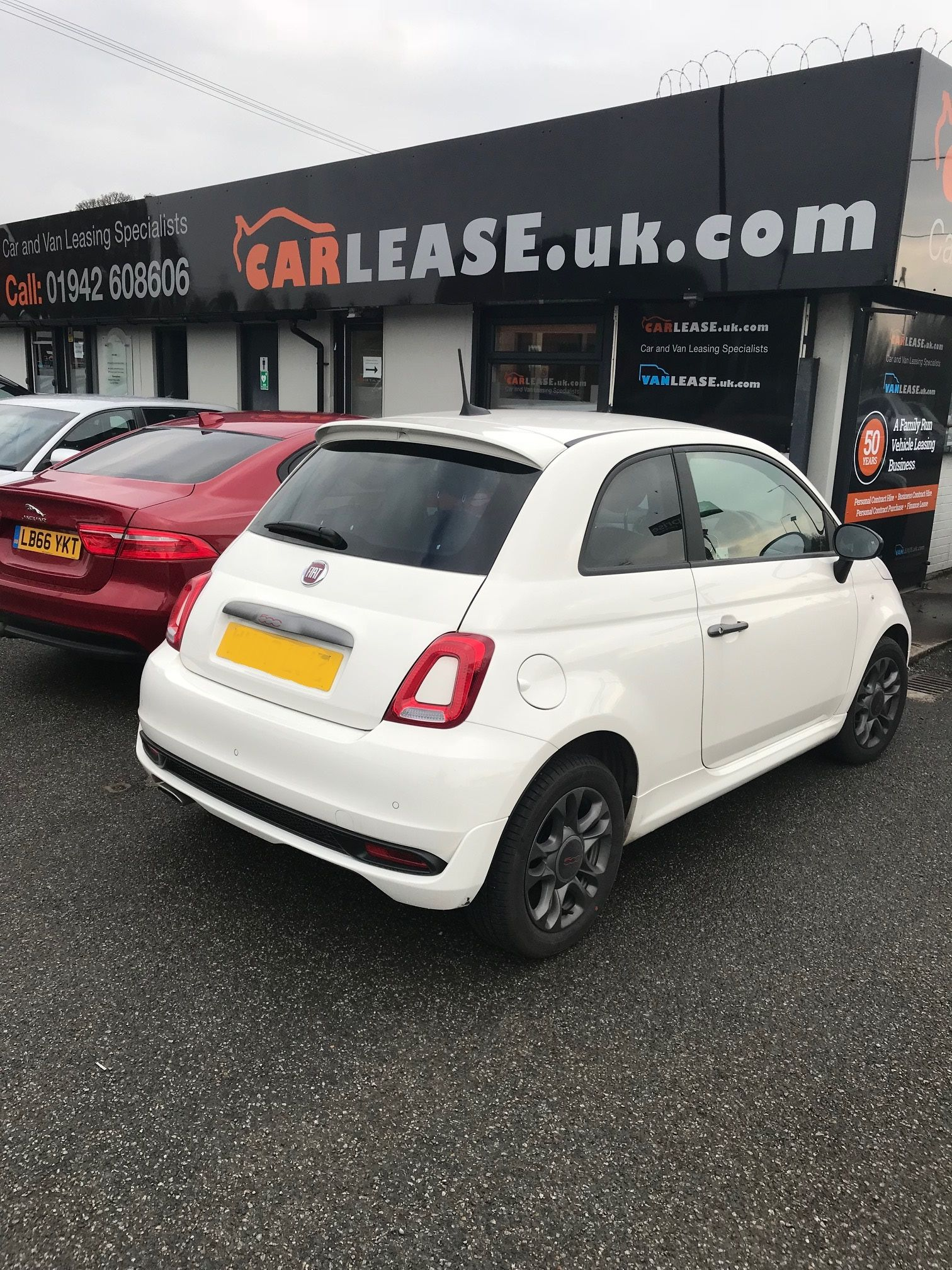 The Fiat 500 Hatchback 1 2 S 3dr Car Leasing Deal Fiat Carleasing