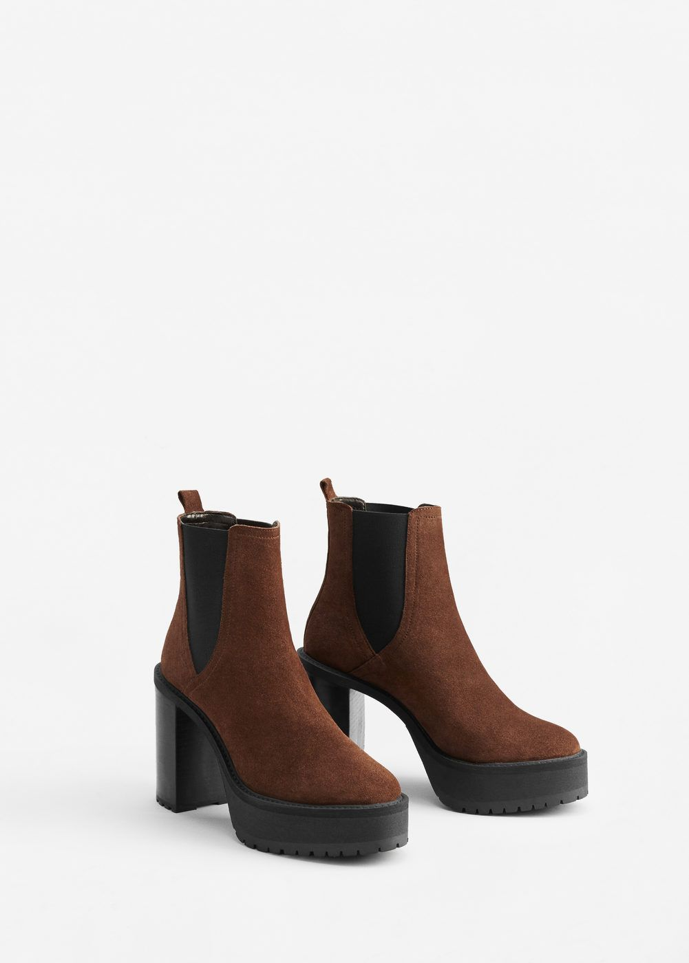Kaki Chaussures À Semelles Wit Wit Épais Y7k89at