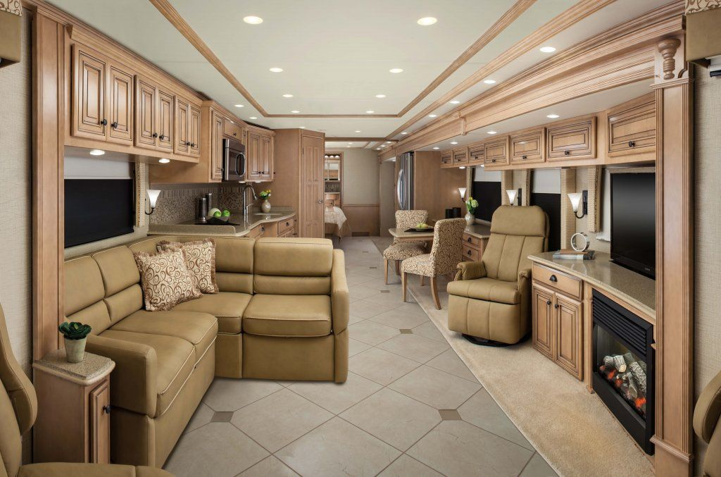 We Built Our Reputation As Georgias Most Comprehensive RV Service Facility By Staffing Departments With