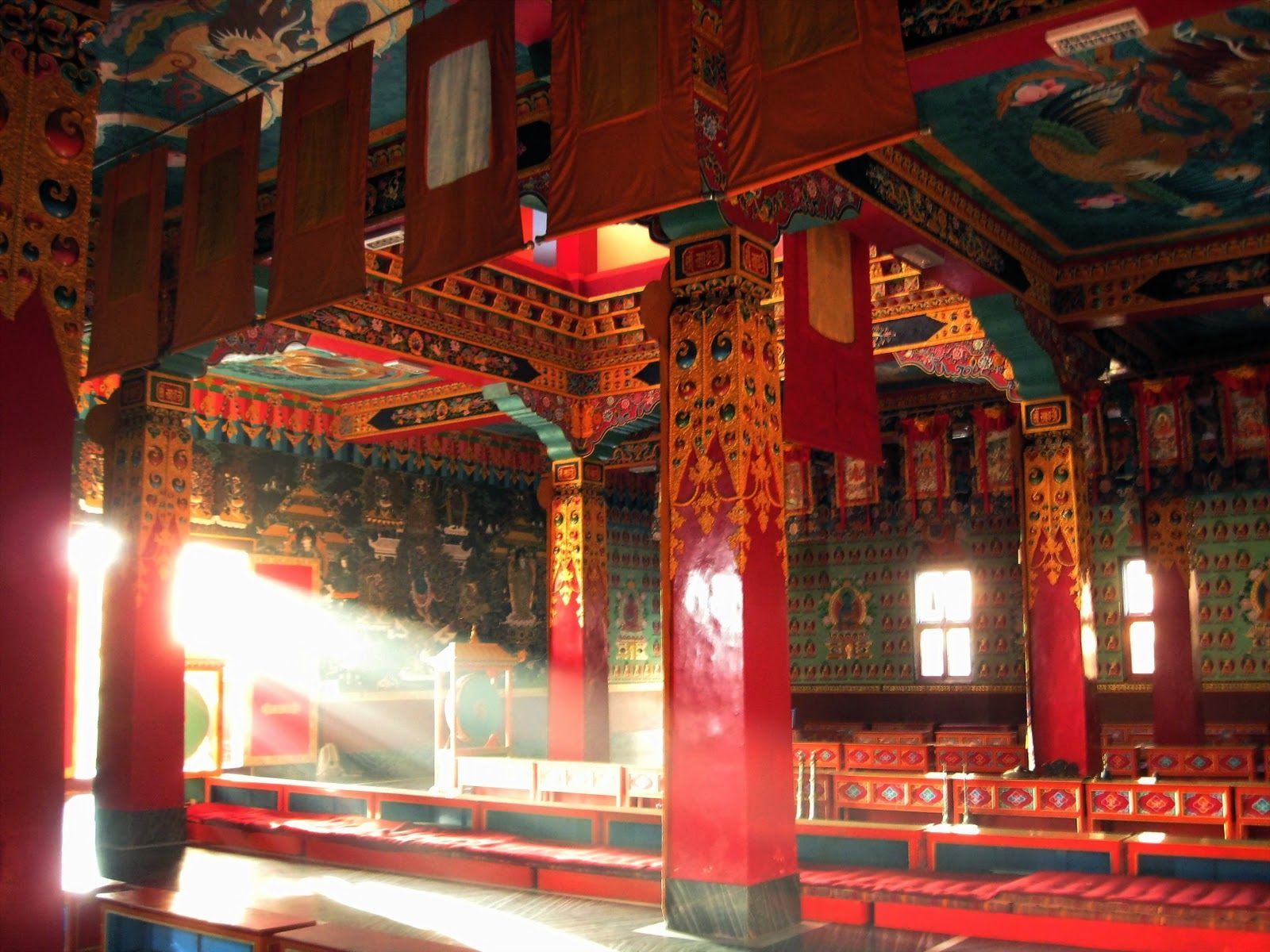 Sunbeams In Silence What Is Holy Monastery Buddhist Tibetan