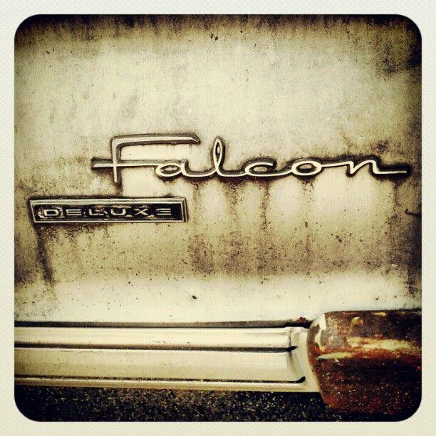 Pin by Denali Rose on Rusty | Metalz | Ford falcon, Rusty