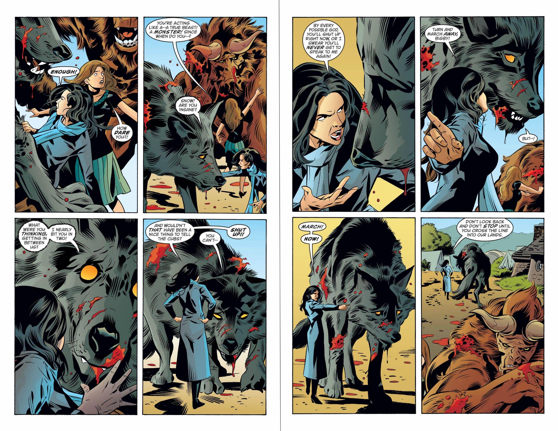 Sunday Comics Disney Beast Badwolf Blog