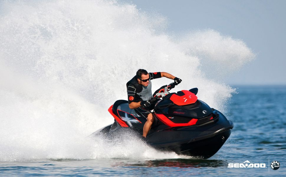 Sea Doo Hd Wallpaper Seadoo Boat Sea