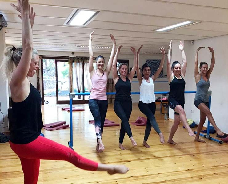 Pilates And Barre Retreat Spain Wanderlustyogaretreats Com Pilates Yoga Retreat Retreat